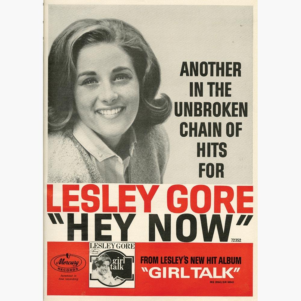 Lesley Gore-Girl Talk  Dereksmusicblog-1237