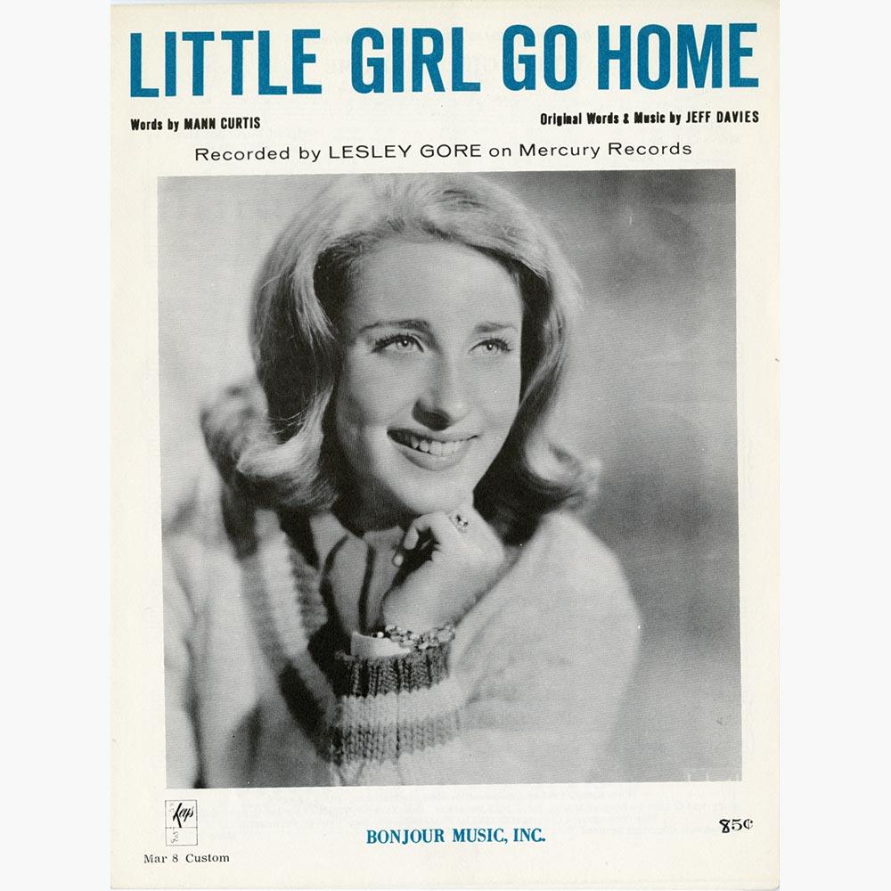Lesley Gore-Girl Talk  Dereksmusicblog-9172