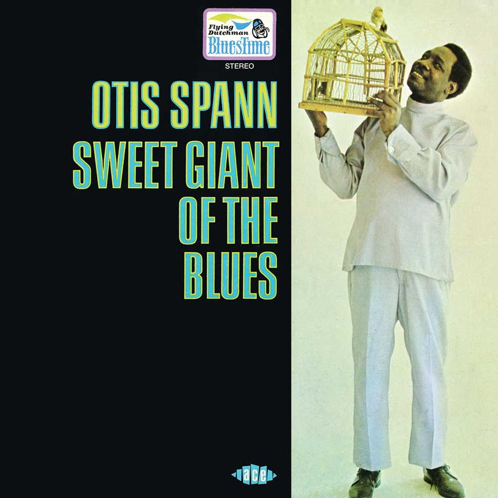 Otis Spann | dereksmusicblog