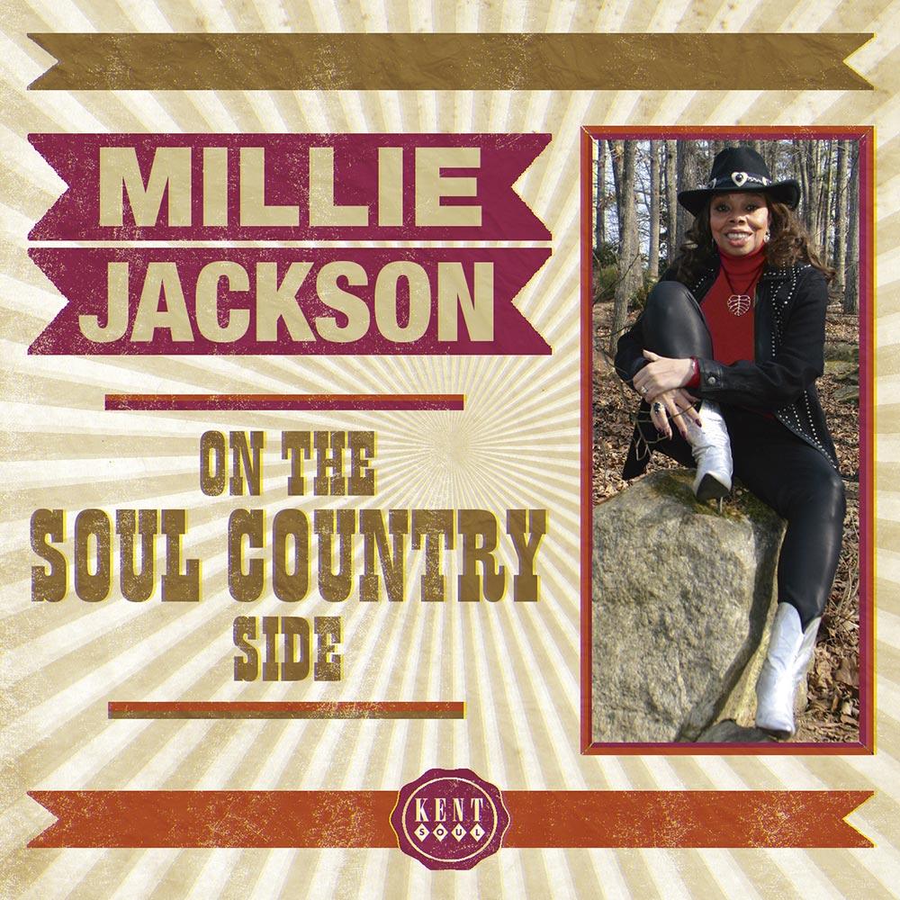 MILLIE JACKSON-ON THE COUNTRY SOUL SIDE. | dereksmusicblog