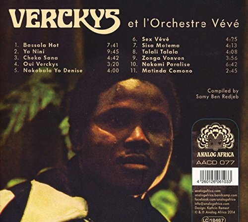 Verckys L Orchestre Veve Verckys LOrchestre Veve