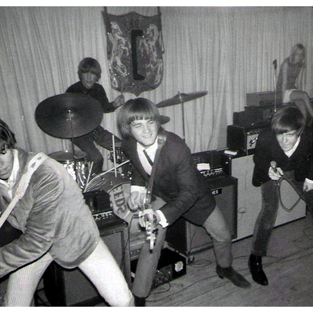 Zakary Thaks Texas Garage Kings Dereksmusicblog