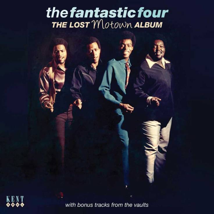 Image result for images of the Motown Fantastic Four