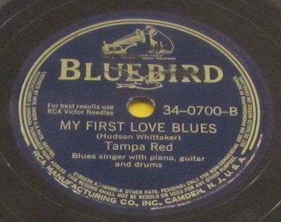 Tampa Red Dynamite The Unsung King Of The Blues
