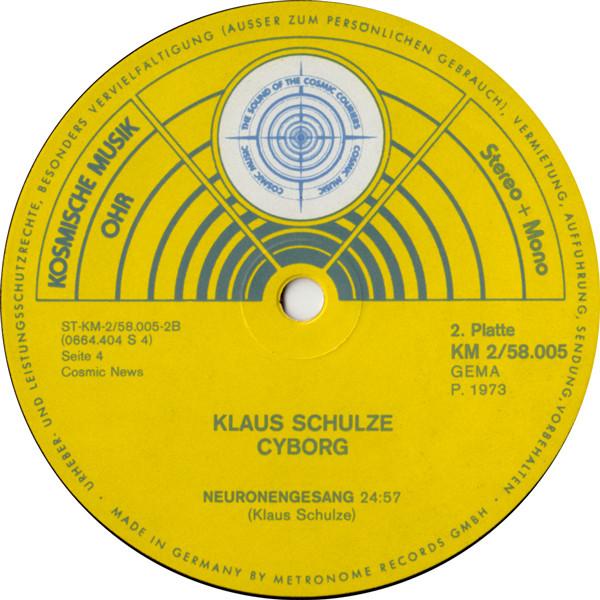 Klaus Schulze - Ash Ra Tempel - Join Inn