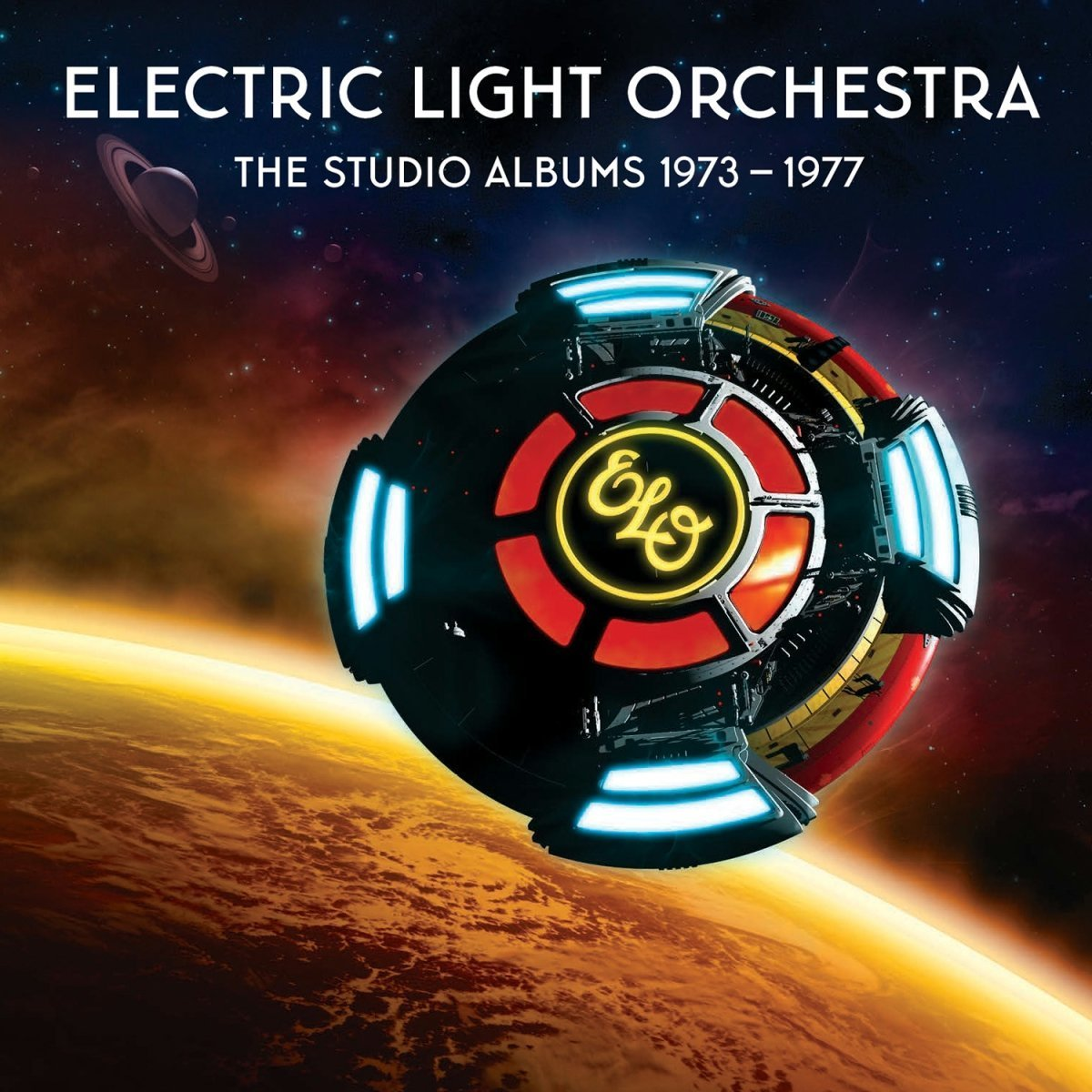 Electric Light Orchestra The Studio Albums 1973 1977