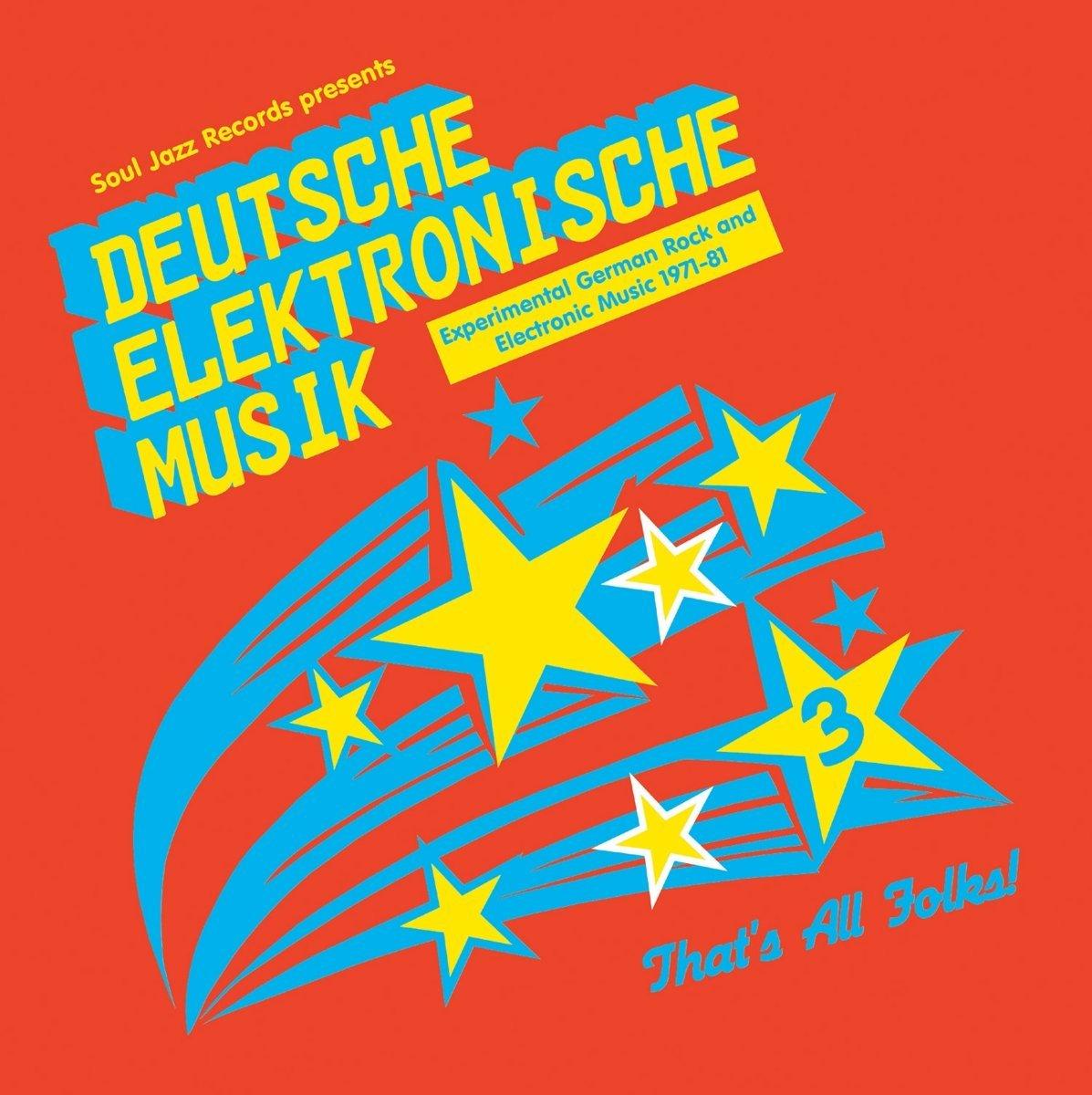 Deutsche Elektronische Musik: Experimental German Rock And